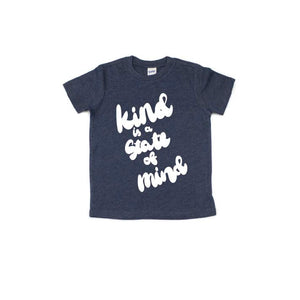 Kind State Of Mind - Kids Tee-Little Hooligans Co.