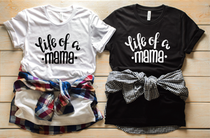 Life of a Mama - Unisex Crewneck-Little Hooligans Co.