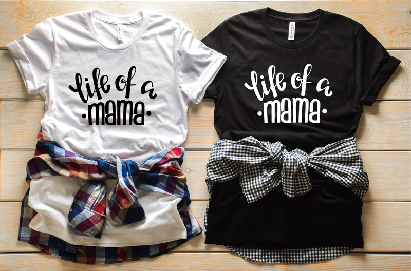 Life of a Mama - Unisex Crewneck - Little Hooligans Co.