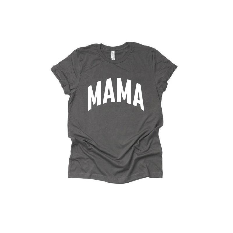 Mama (Arch) - Unisex Tee-Little Hooligans Co.