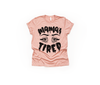 Mama's Tired {face} - Unisex Crew Neck-Little Hooligans Co.
