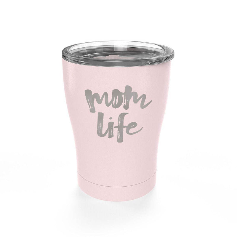 Mom Life - Stainless 12oz Cup-Little Hooligans Co.