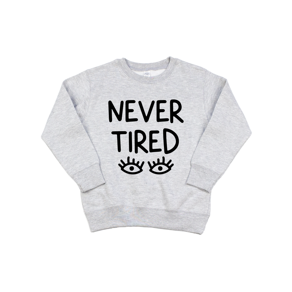 Never Tired - Pullover {multi color}-Little Hooligans Co.
