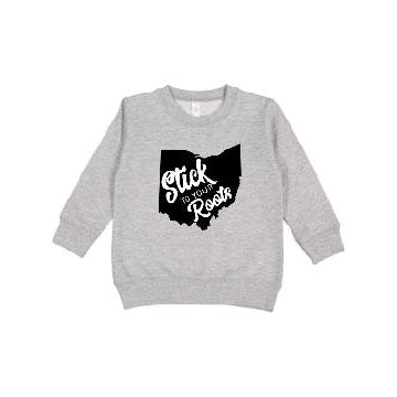Ohio - Kids STYR Pullover-Little Hooligans Co.