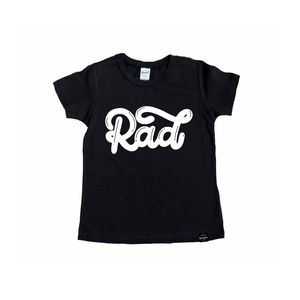 Rad - Kids Tee-Little Hooligans Co.