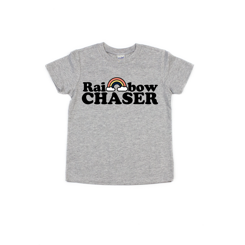 Rainbow Chaser - Kids Tee - Little Hooligans Co.