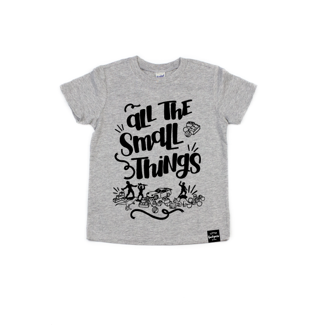 All The Small Things - Kids-Little Hooligans Co.