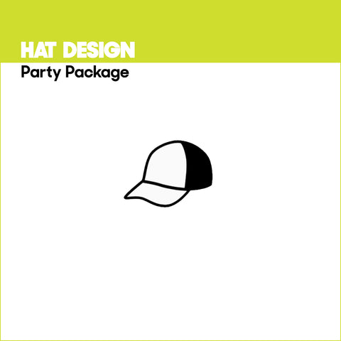 Hat Design Party