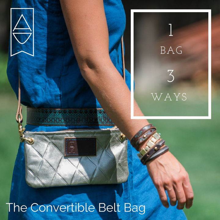 The Convertible Belt Bag