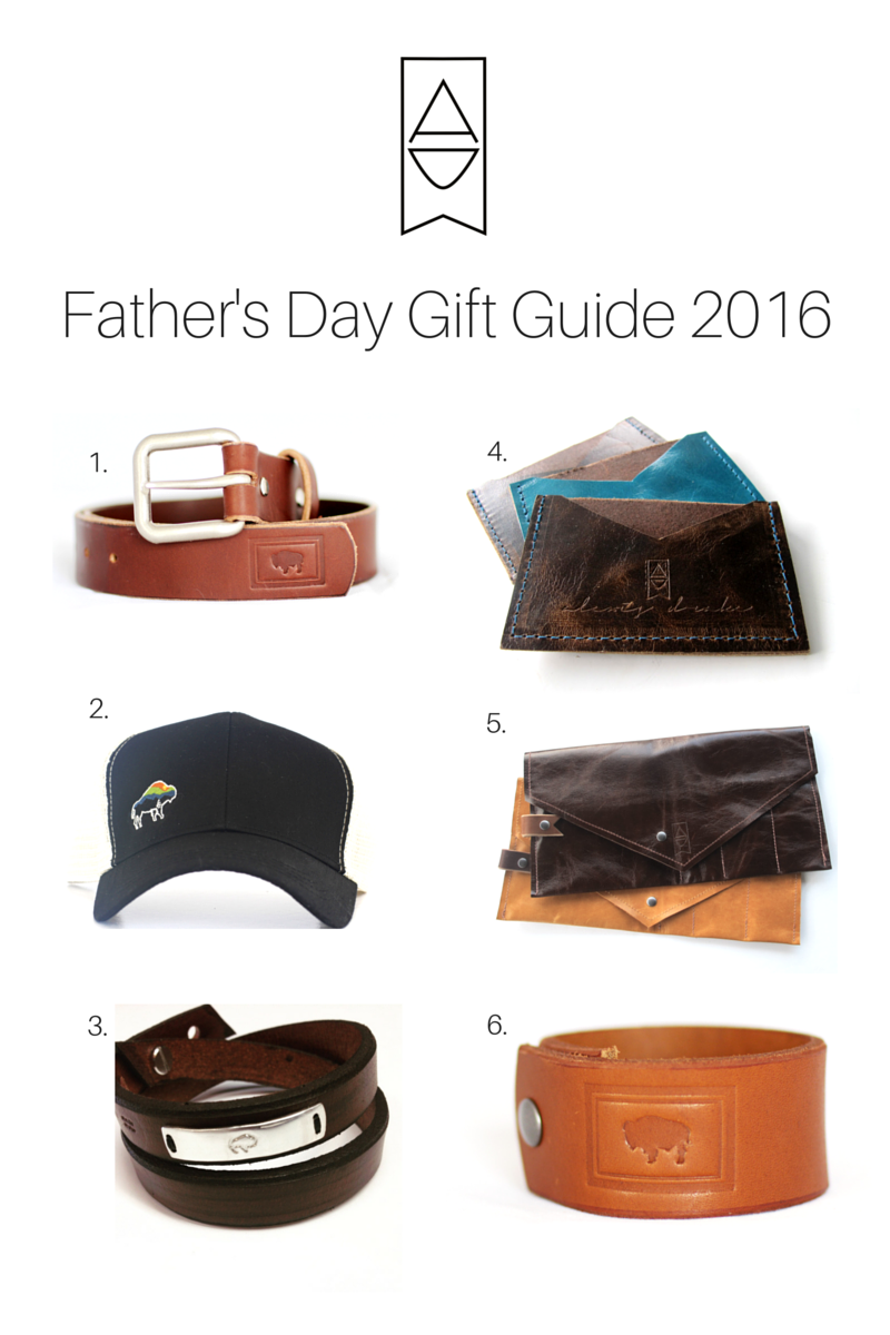 Alexis Drake Father's Day Gift Guide