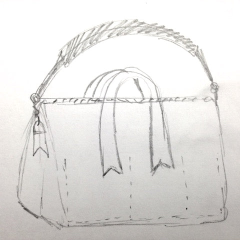 Studio Project : Phase 1  |  The Roundabout Tote