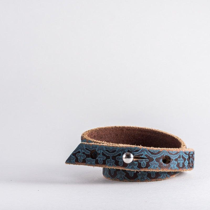 Custom | Handprinted Wrap Bracelets