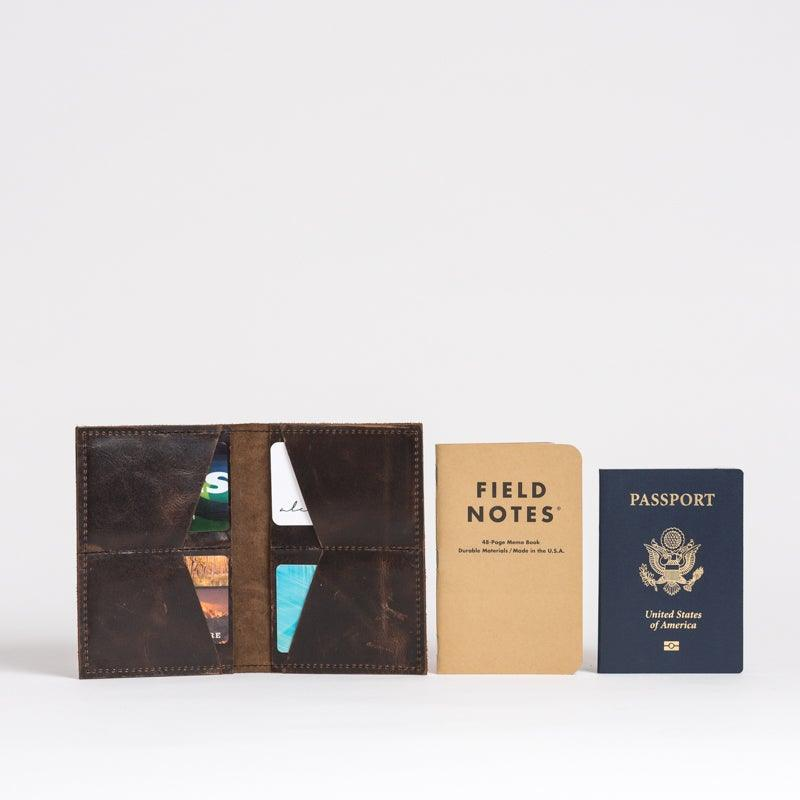 Custom | Capsule Leather Wallet | Cardholder | Passport Wallet