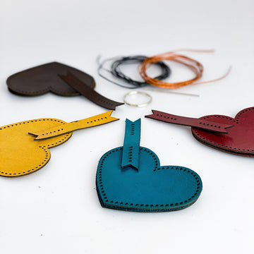 Heart Key Chain | Make It Yourself | KIT