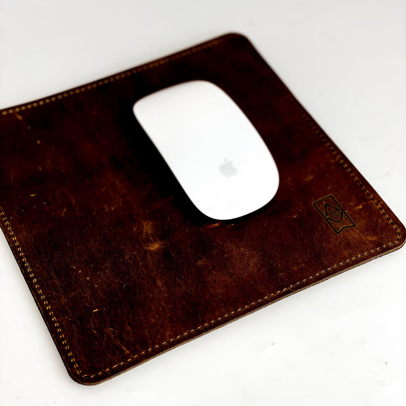 Custom | Leather Mouse Pad