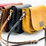 "Custom | Mini ""E"" Cross Body Handbag"
