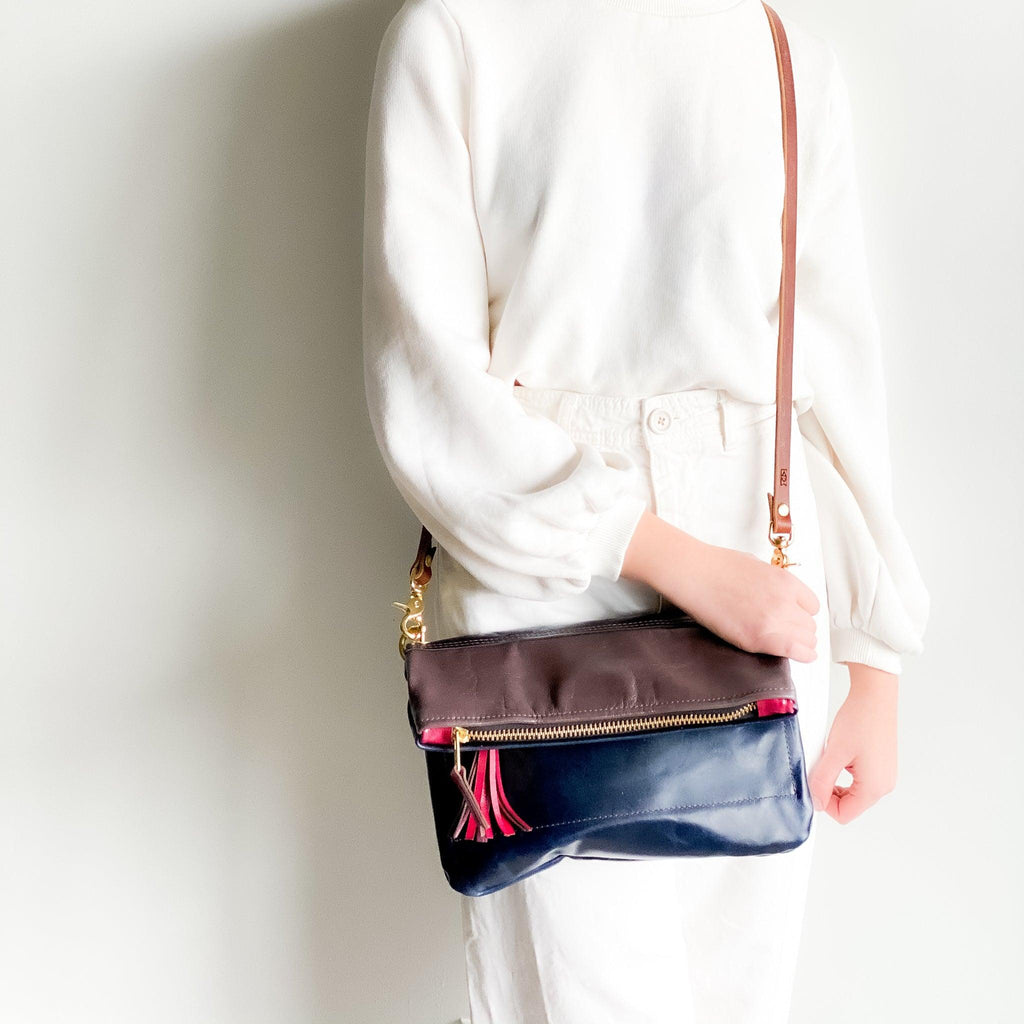 Custom | Eva Cross Body + Clutch Handbag