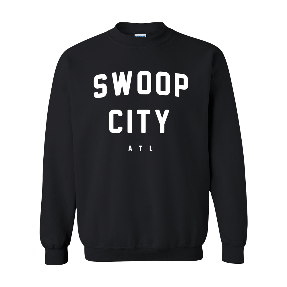 Swoop City Crewneck (Black)