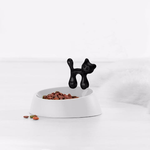 Koziol MIAOU cat pet food bowl
