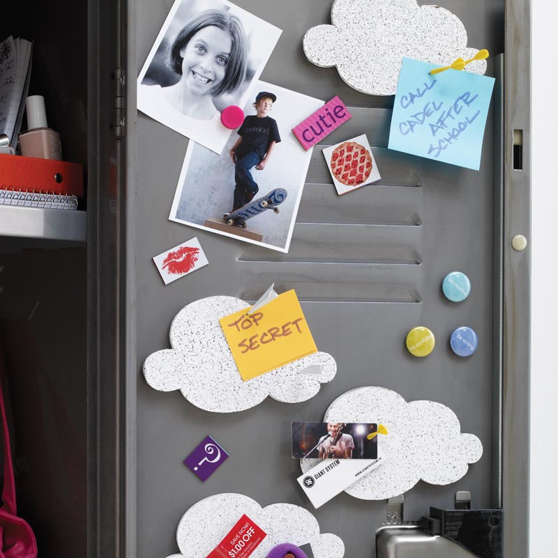 Design Ideas mini set cloud cork boards
