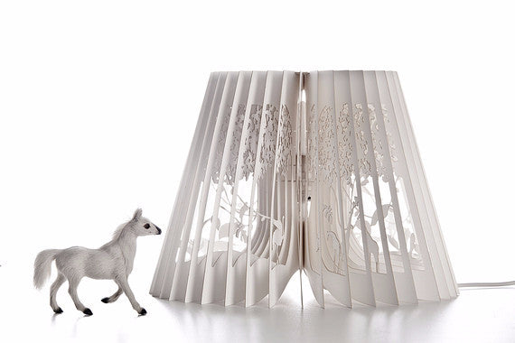 Artecnica 360 deep jungle lamp