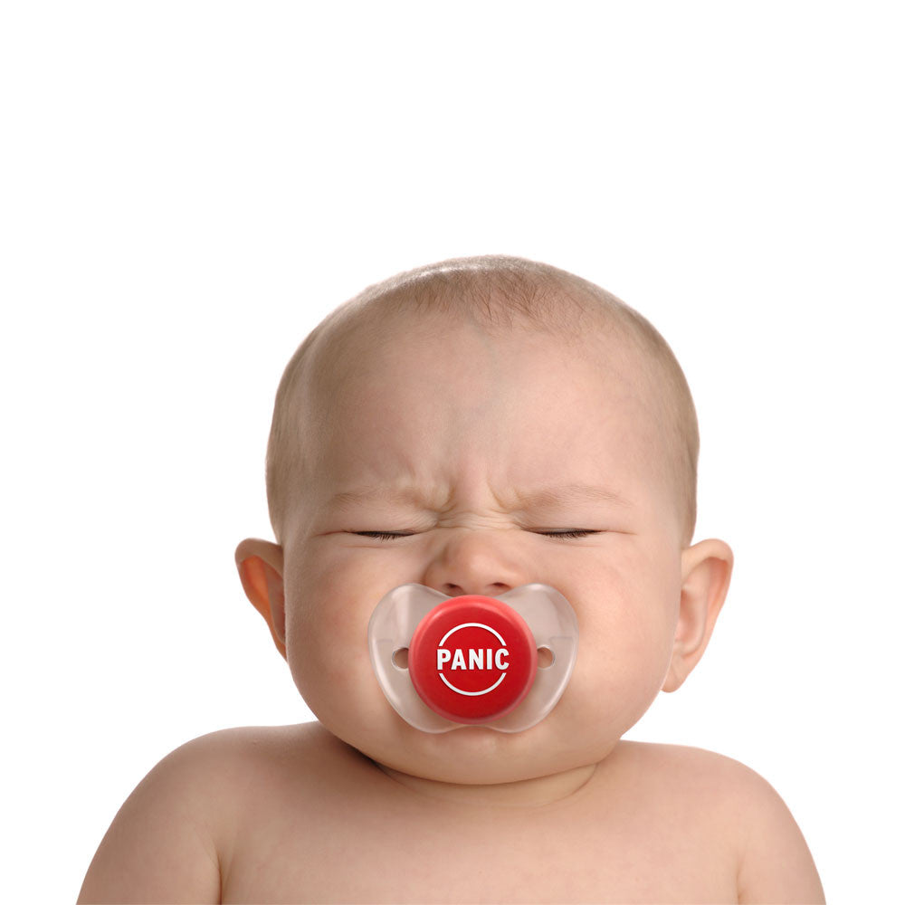 Fred and friends panic baby pacifier