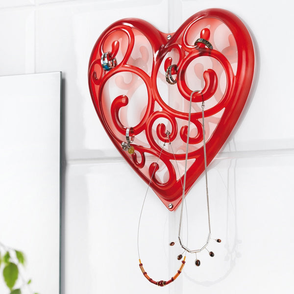 Koziol SISSI deco element red heart