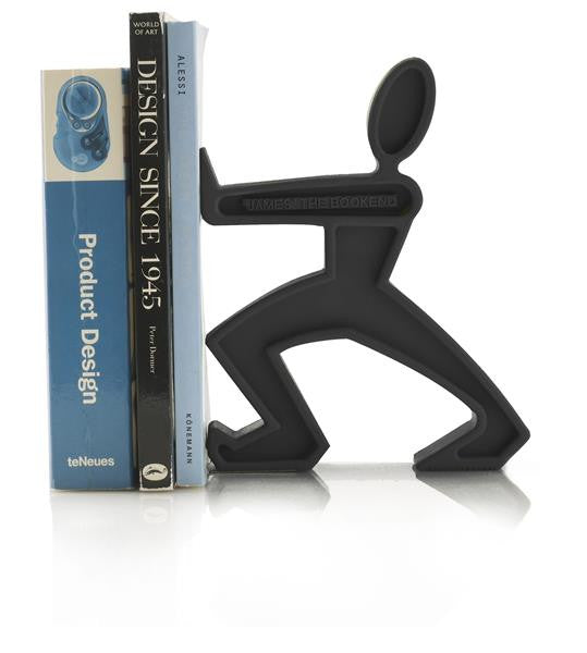 Black and Blum james bookend