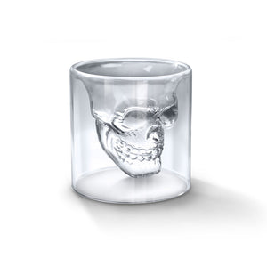Fred and Friends Doomed shotglass