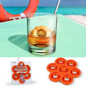fred and friends drink savers ice cube tray