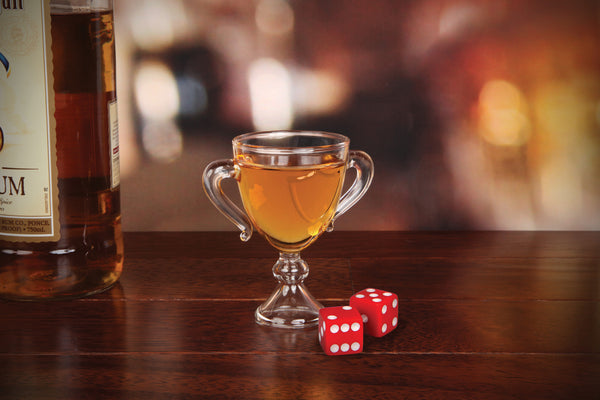 Gamago trophy shot glass