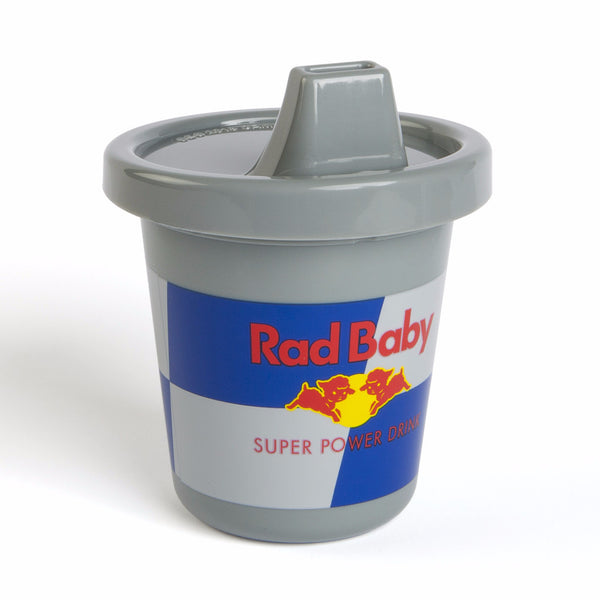 Gamago Get up and go red bull sippy cup