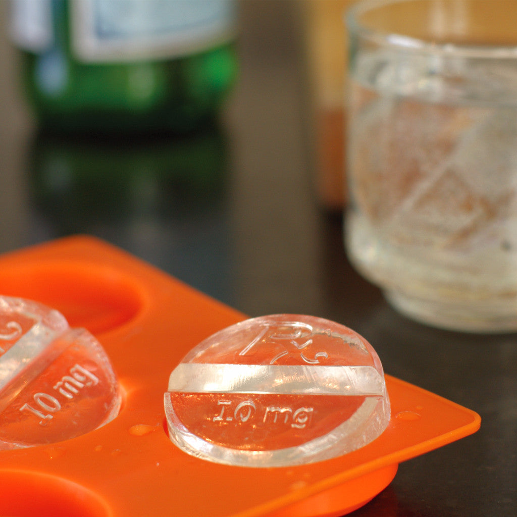 Gamago chill pill ice tray
