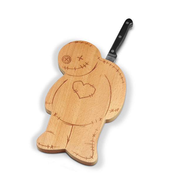 Fred and Friends Ouch voodoo cutting board