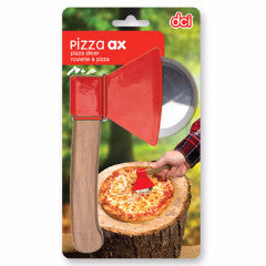 DCI gifts pizza ax cutter