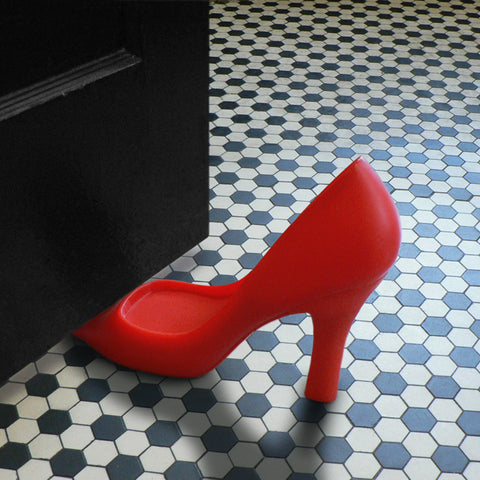 Fred and Friends shoe door stop