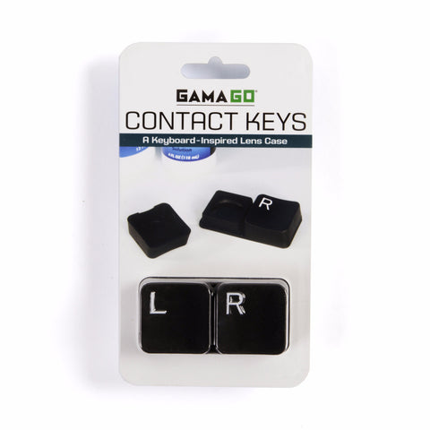 Gamago contact keys lens case