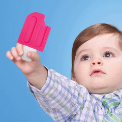Gamago cool pop baby teether