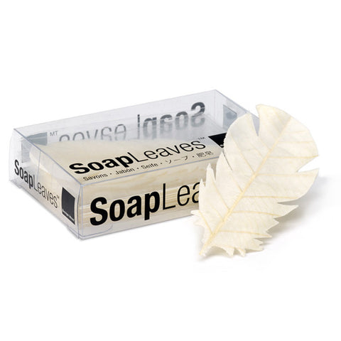Design Ideas Soap Leaves - Feathers