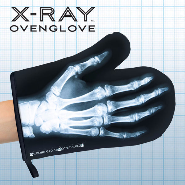 just mustard x-ray oven glove