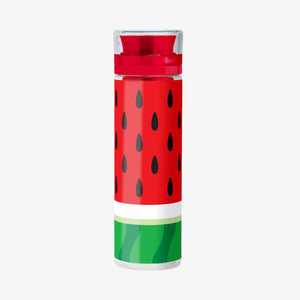just mustard fruit infusing watermelon bottle