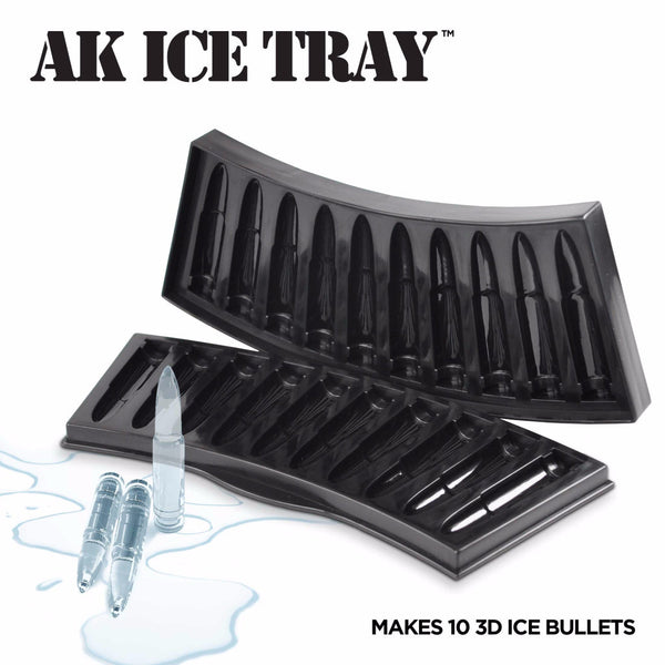 Just Mustard AK ice tray