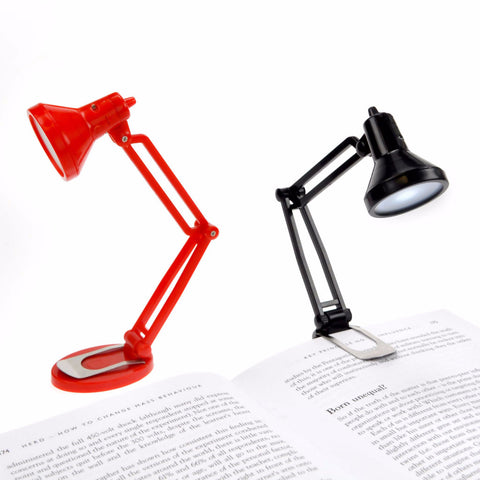 just mustard tiny tim book light