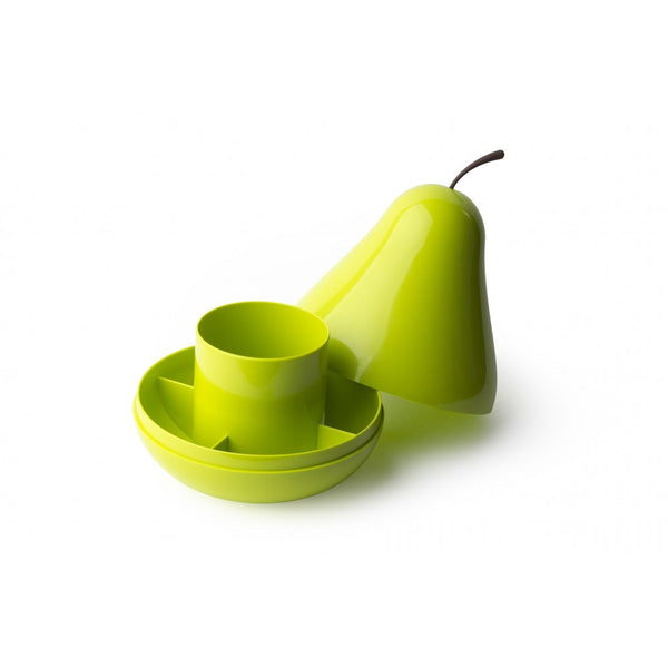 Qualy Pear Pod storage container