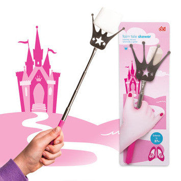 dci gifts fairytale wand skewer
