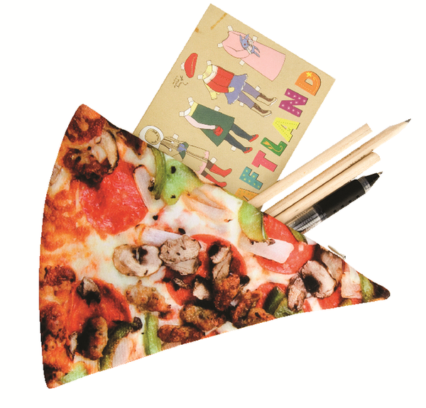 Dci gifts pizza yummypocket zip pouch