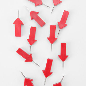Design Ideas arrow pushpins