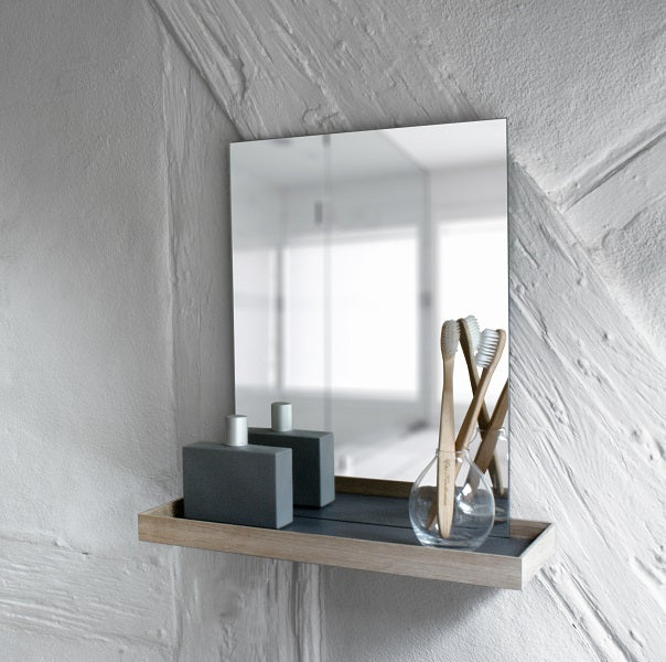 FRAME mirror large, pure ocher