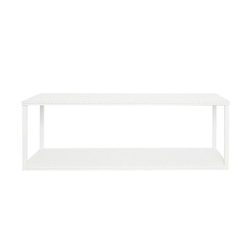 GRID Wall Shelf, White