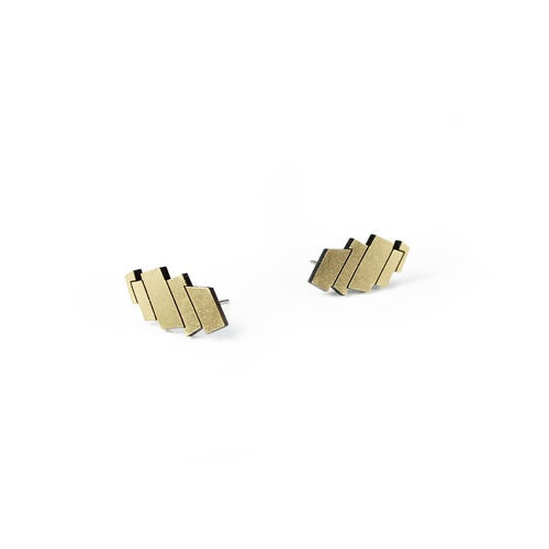 Lilly Earring, Gold